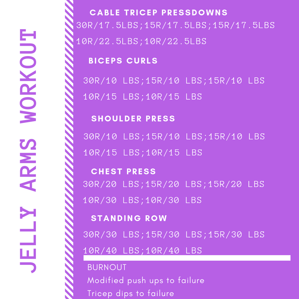 Jelly Arms Workout #arms #workoutforbeginners #athomeworkouts #homeworkouts #exercise #workout #calisthenics #fitness #fatloss #weightloss