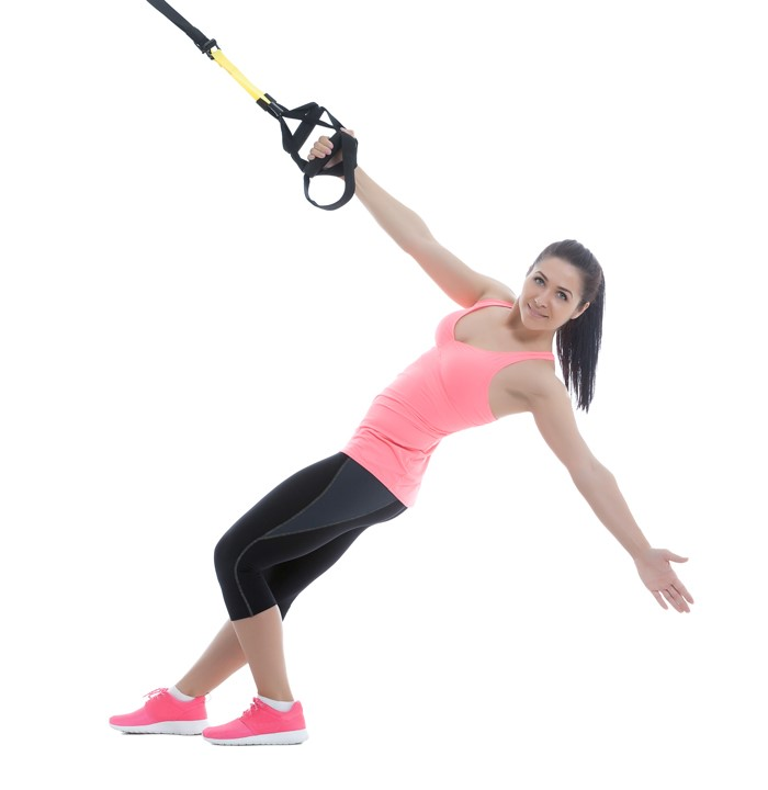 TRX Pull Power