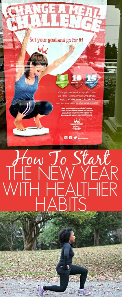 hOW tO start your new year with healthier habits banner