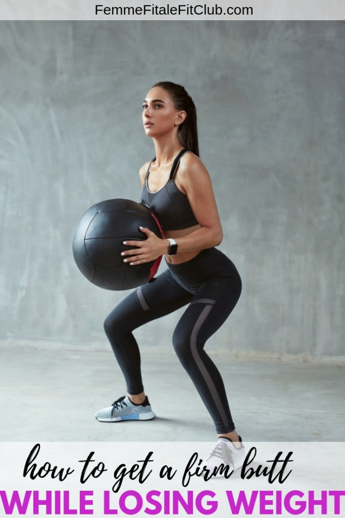 How To Get A Firm Butt_Booty While Losing Weight #bubblebutt #roundbooty #booty #firmbutt #glutes #lunges #hipextension #brazilianbutt #buildabooty