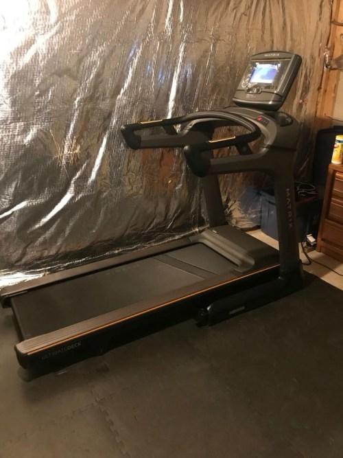 matrix tf30 treadmill