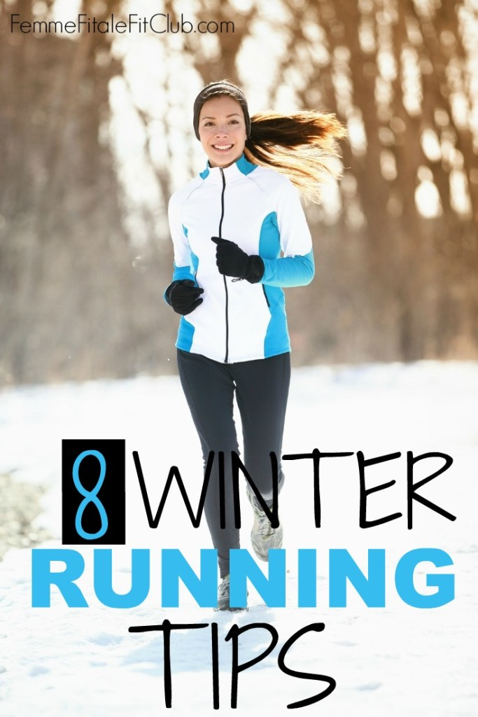 If Winter doesn't scare you off from running outdoors then make sure you read these tips to get the most out of Winter running outside. #run #runner #running #winterrunning #winterrun #outdoorrun #runningtips