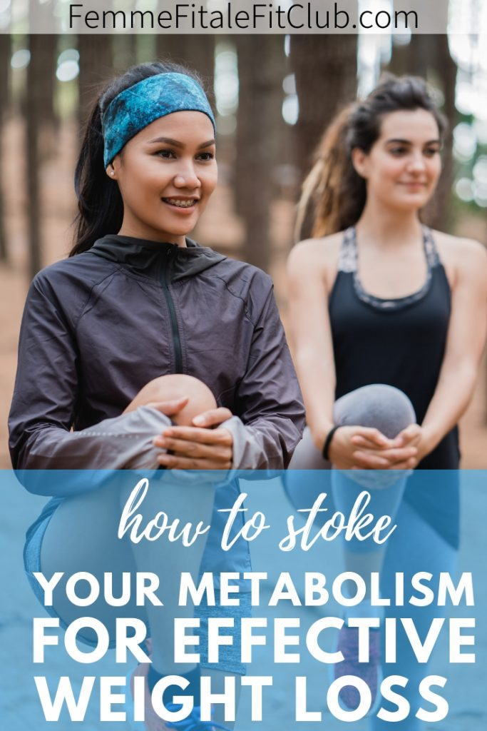 How to stoke your metabolism for effective weight loss #weightlosstips #fatlosstips #metabolism