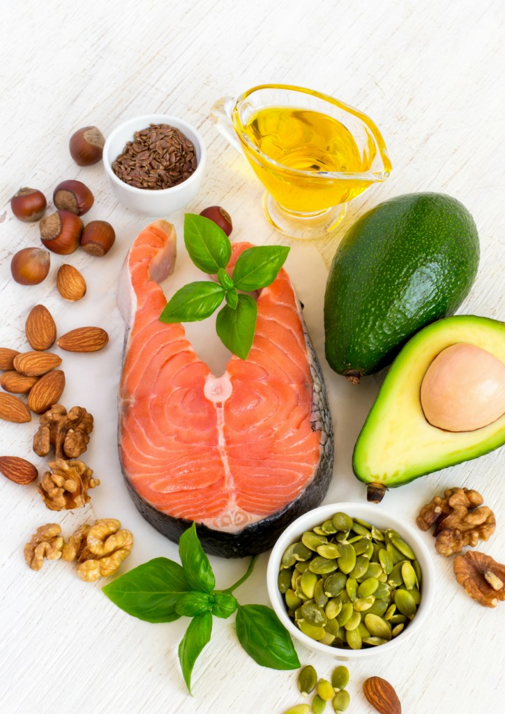healthy fats #weightlosstips #metabolism #fatlosstips