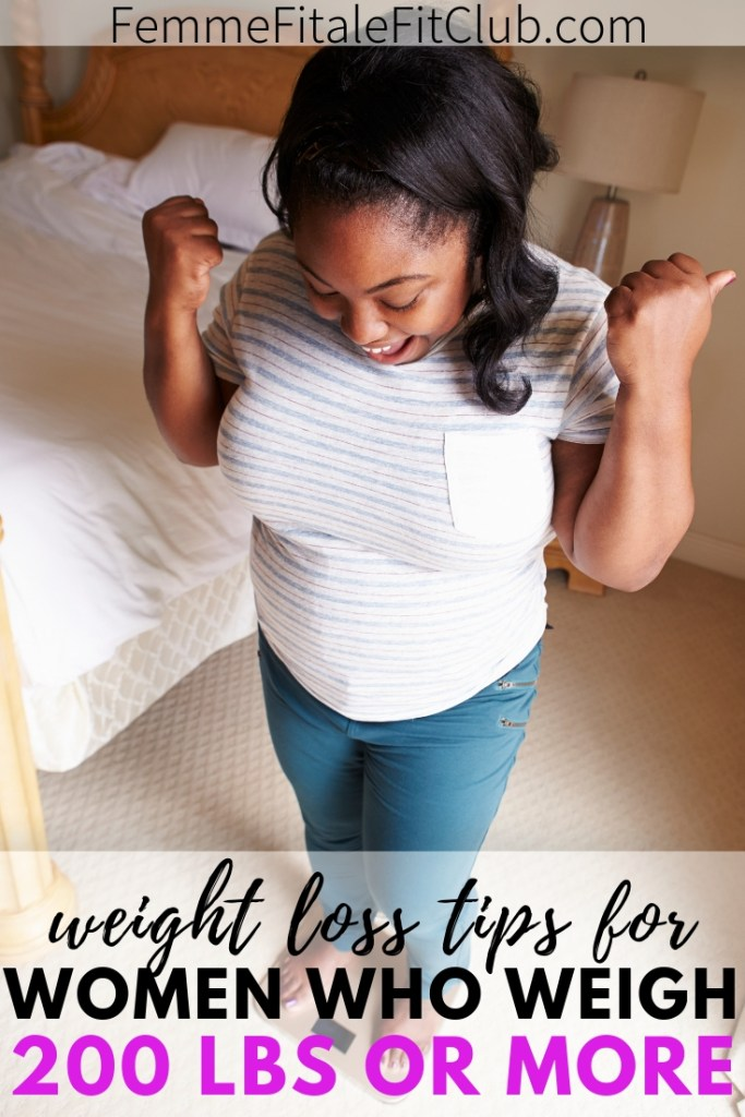 weight loss tips for women who weigh 200 pounds or more #weightloss #fatloss #200poundsdown #200pounds #howtoloseweight #weightlosstips #fatlosstips (1)