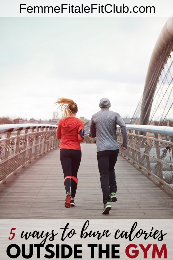 5 Ways To Burn Calories Outside The Gym #gym #fitness #outdoorworkout #athomeworkout #exerciseathome #exercise #fitness #workout #nogym #homeworkout #runningoutdoors #run #runchat #running