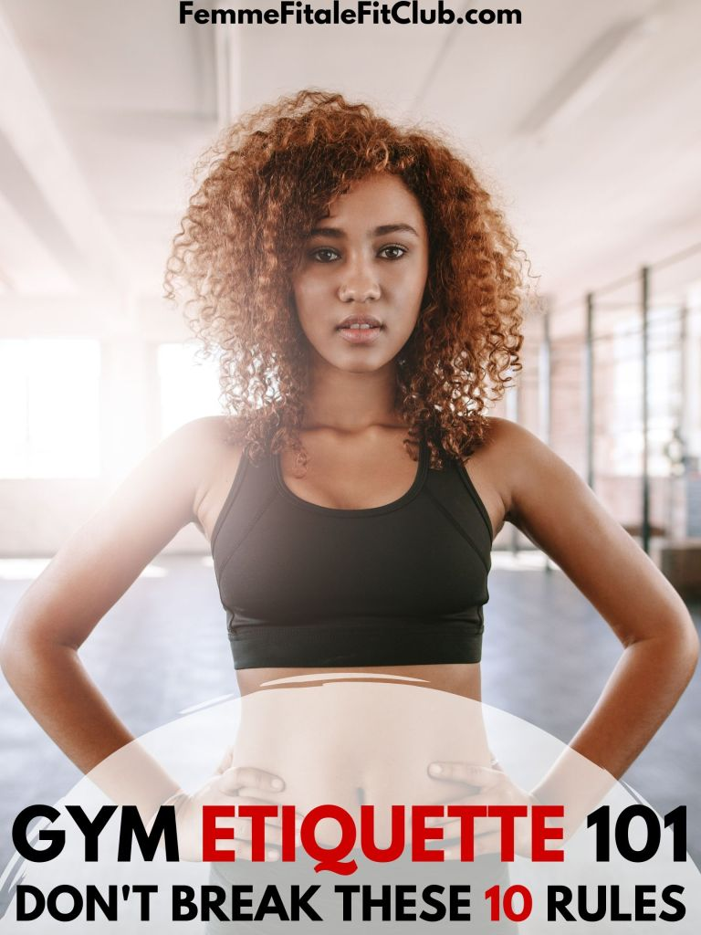 Don't get put out the gym due to poor etiquette. Observe these 10 rules and don't break them. #gymetiquette #gymrules #gymprotocol #fitness #exercise #gymmprotocol #fitness #exercise #gym
