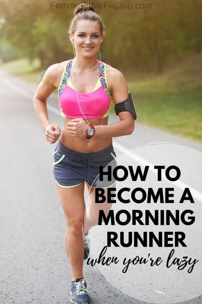 How to Become A Morning Runner When You're Laze #runchat #runner #runnerscommunity #running #motherrunner #blackgirlsrun #runnersworld