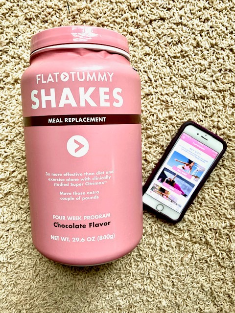 Flat Tummy Shake And App #babenation #flattummyapp #workout #fitness #nutrition