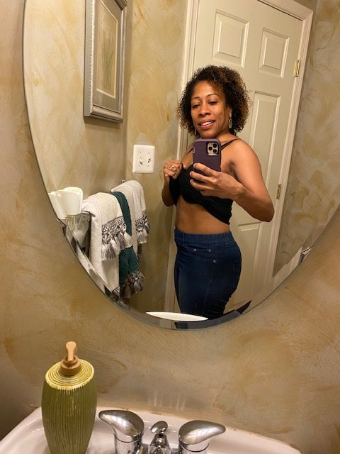 Flat Tummy App results #babenation #flattummyapp #fitness #workout