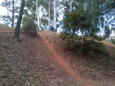 The one big hill I have yet to conquer