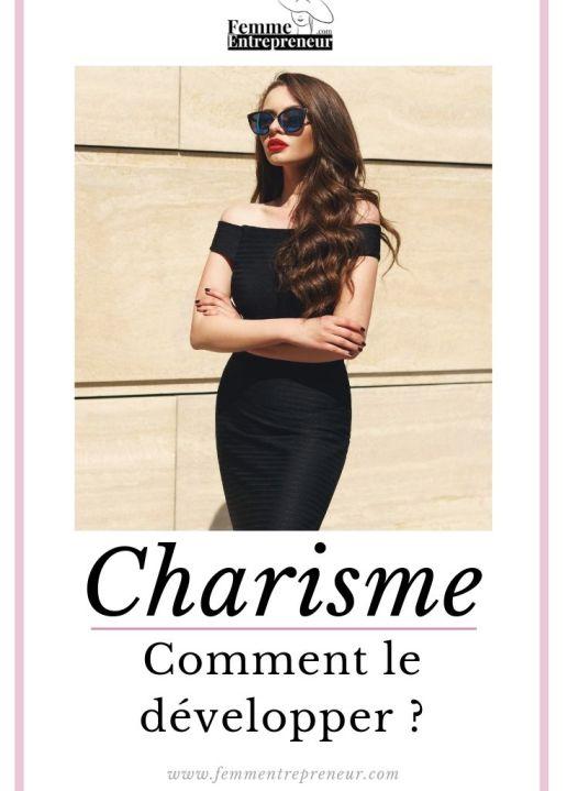 charisme de femme