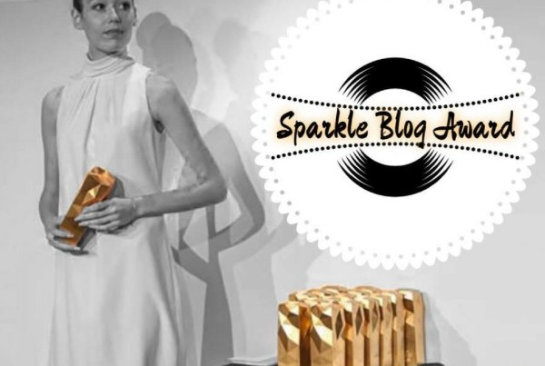 sparkle blog award