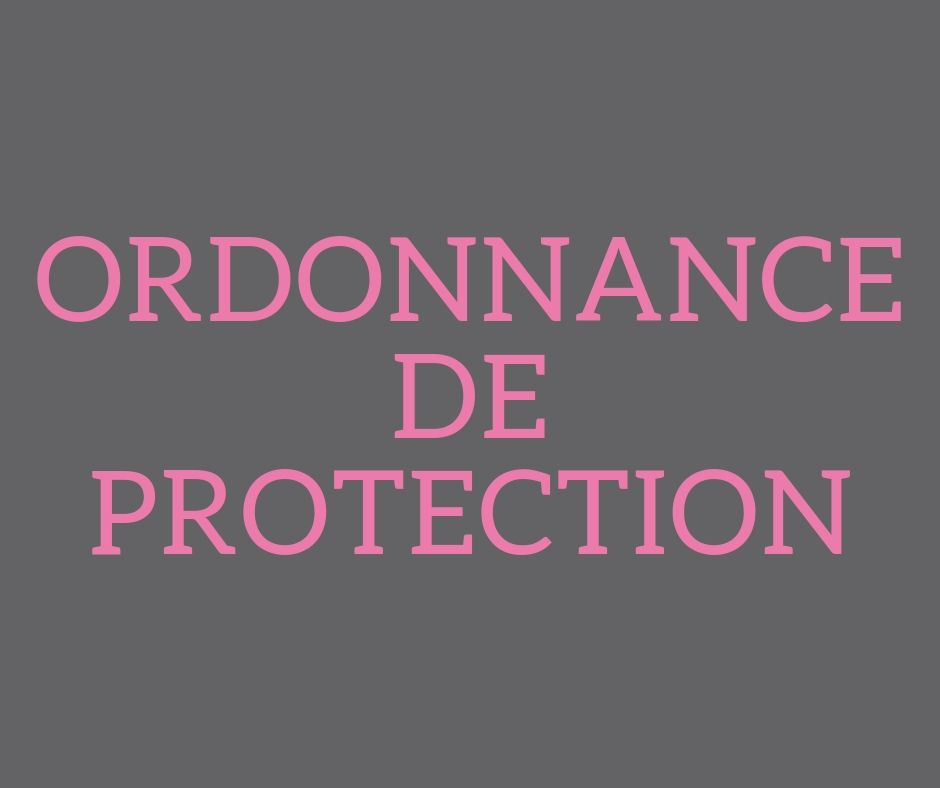 You are currently viewing Ordonnance de protection