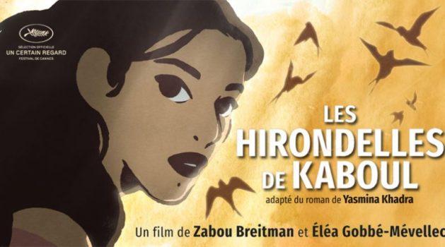 """Argenteuil – Projection-débat """"Les Hirondelles de Kaboul"""""""