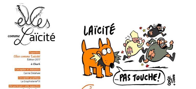 """Dugny – Exposition """"Elles comme laïcité"""""""