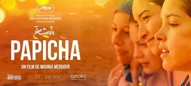 """Miramas – Ciné-débat autour du film """"Papicha"""""""