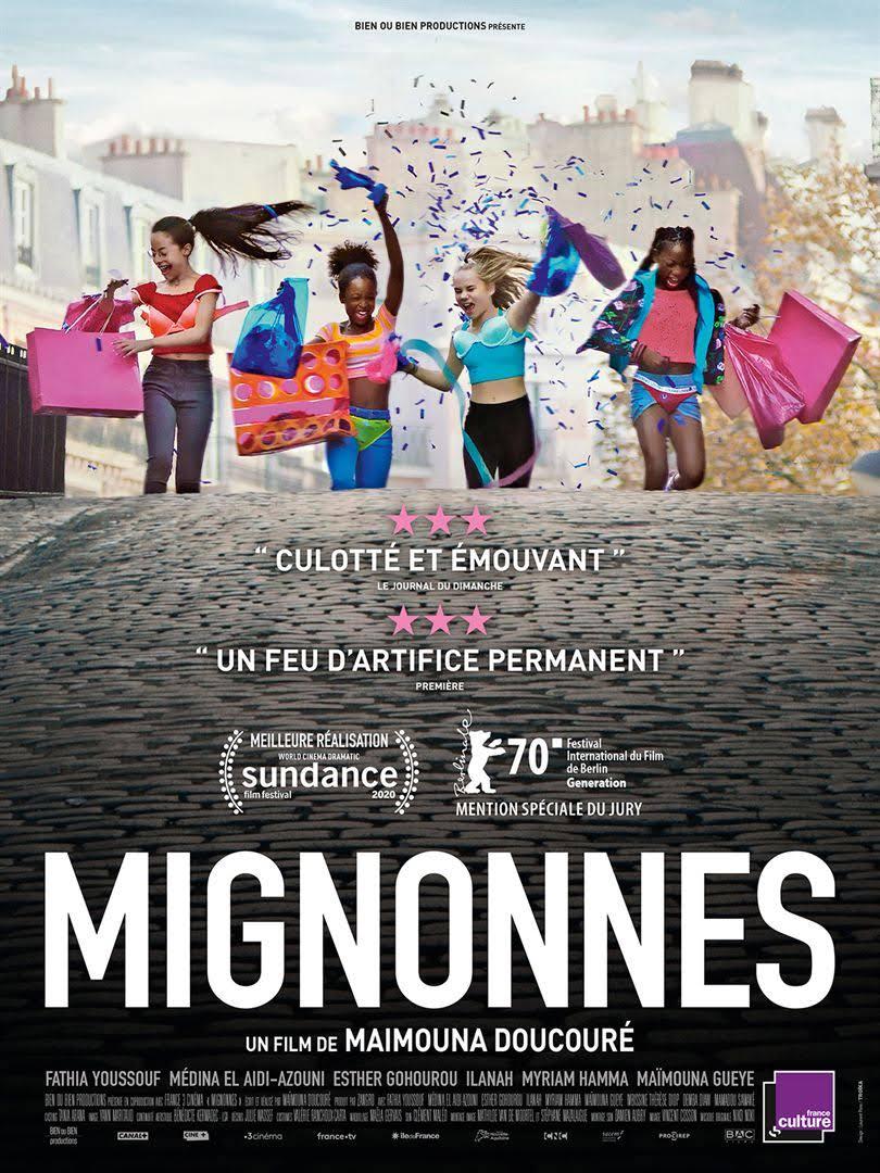 """La Courneuve – Ciné-rencontre autour de """"Mignonnes"""""""