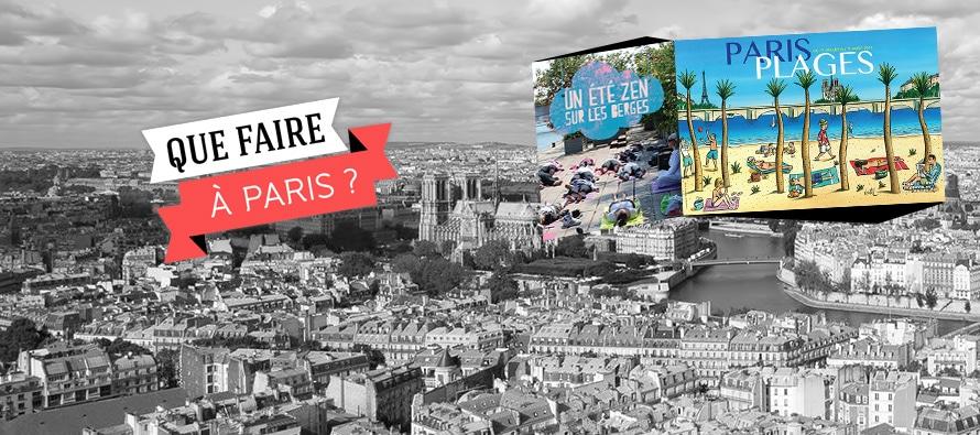 Un bel été très sportif à Paris