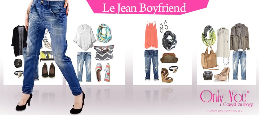 Le Jean Boyfriend , on « like » !