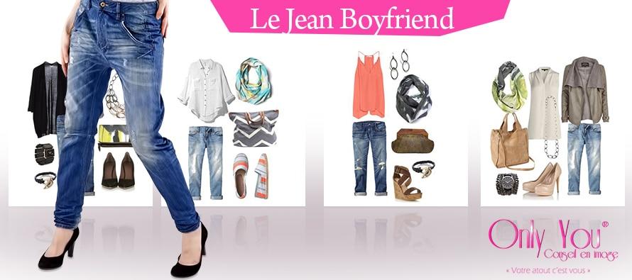 Le Jean Boyfriend , on « like » !