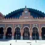 Gare de Seville Espagne