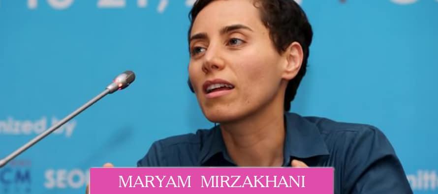 Maryam Mirzakhani, première femme lauréate du prix Fields