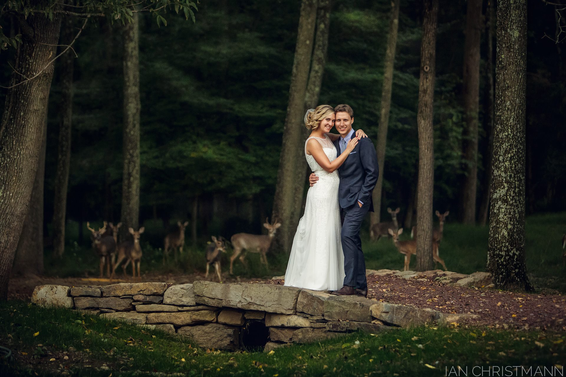 Photo-mariage insolite- crédit- Ian Christmann-Catalyst Photography