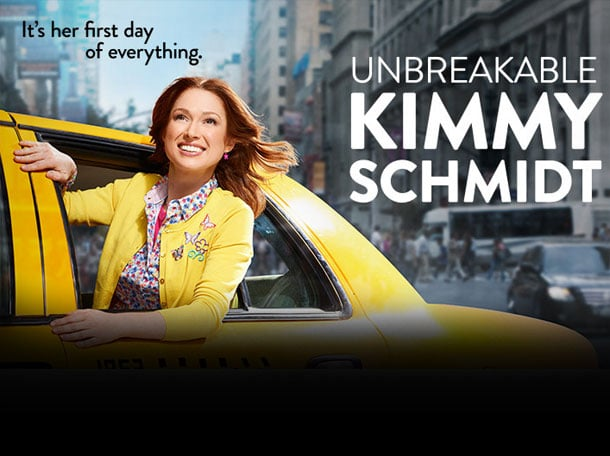 « Unbreakable Kimmy Schmidt », la nouvelle pépite signée Tina Fey