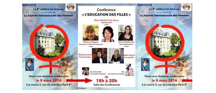 """40ème """"Journée Internationale des Femmes"""""""