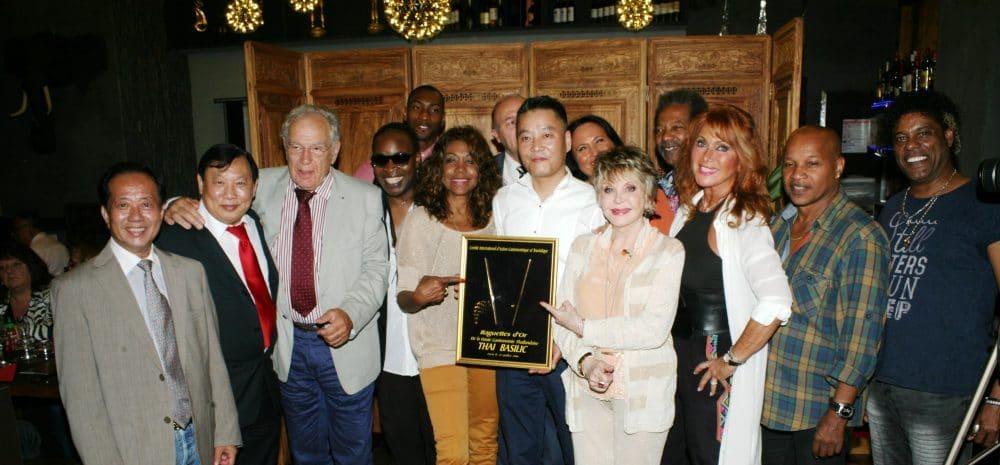 Des baguettes d'or pour un restaurant «royal»: Le Basilic Thaï