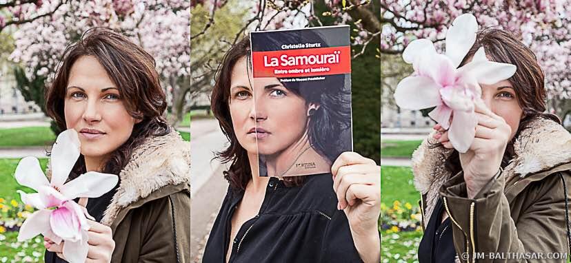 Christelle Sturtz… La Samouraï…