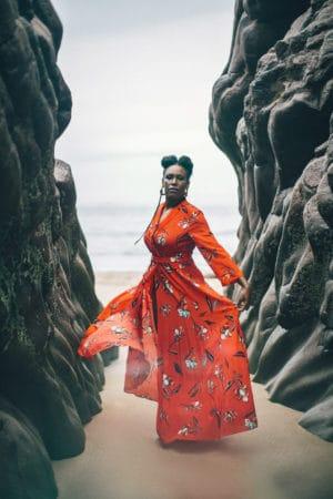Sandra Nkake - Album «Tangerine moon wishes»
