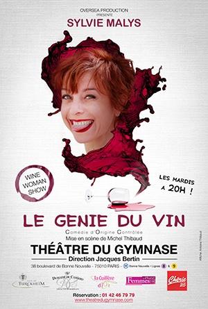 Spectacle Le Génie du Vin
