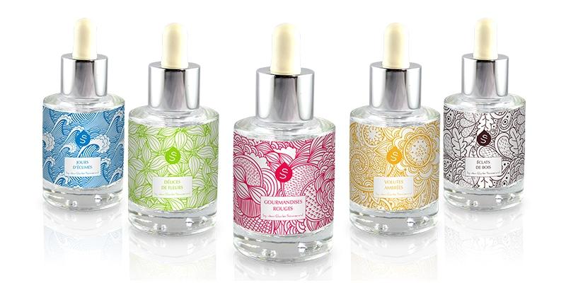 Fine Home Fragrance: une ligne de parfums pour la maison 100 % naturelle et biologique