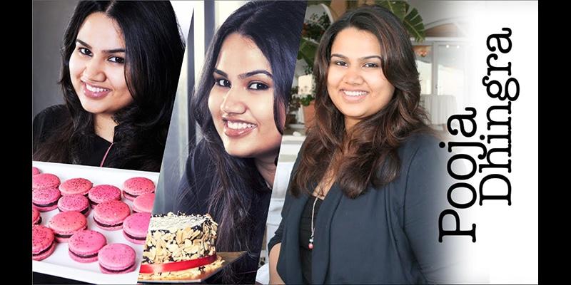 Pooja Dhingra: une pâtissière qui a de l'influence