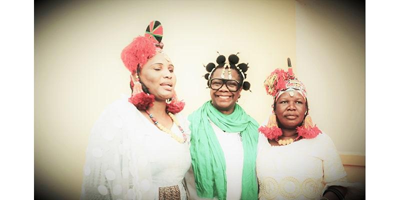 «Une Journée dans la vie de» Hortense Assaga