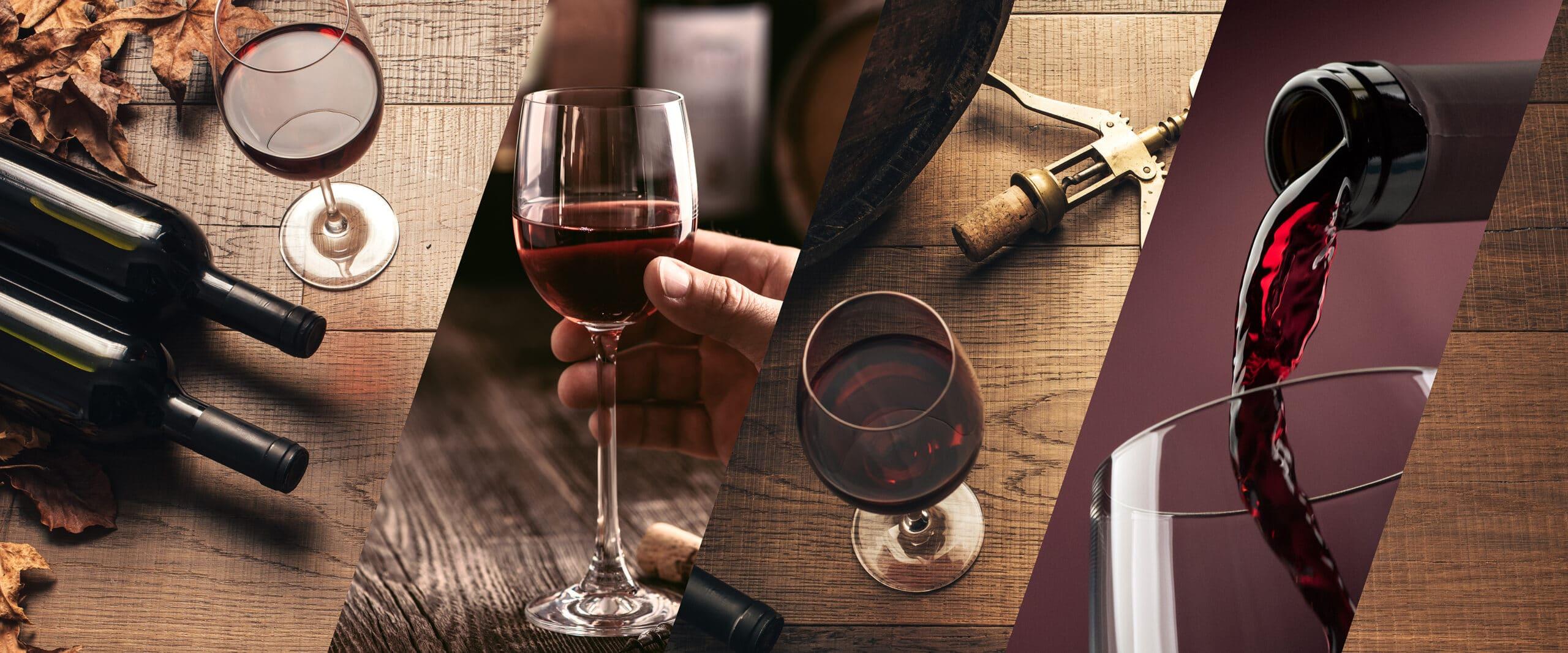 Comment déguster le vin en 4 étapes