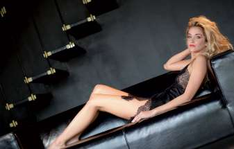 Alexandrine, nuisette noir : 235 euros