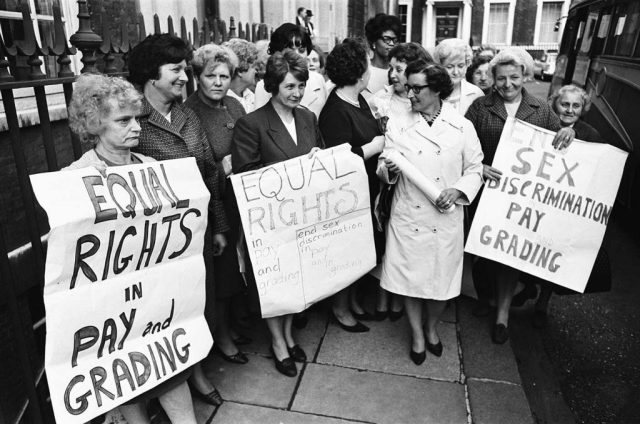 equal pay act egalite salariale