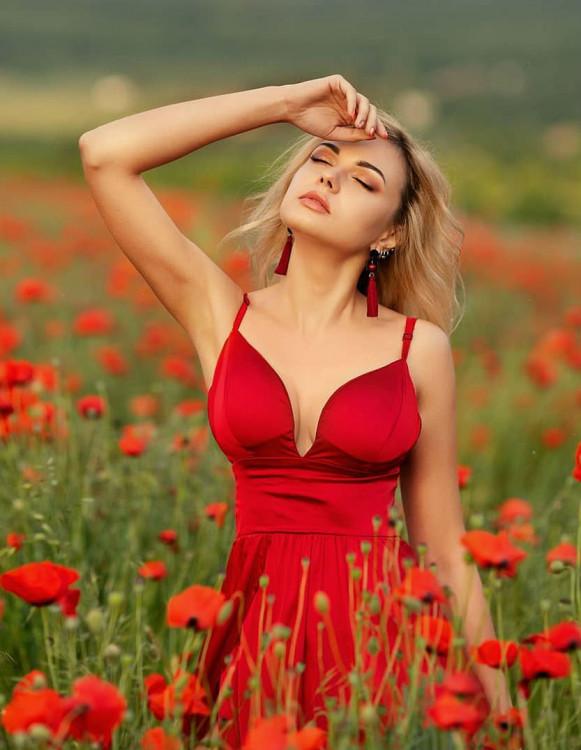 Yulia rencontre femme russe en france