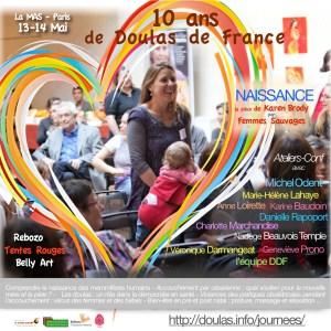 Affichette Programme JDD 2016