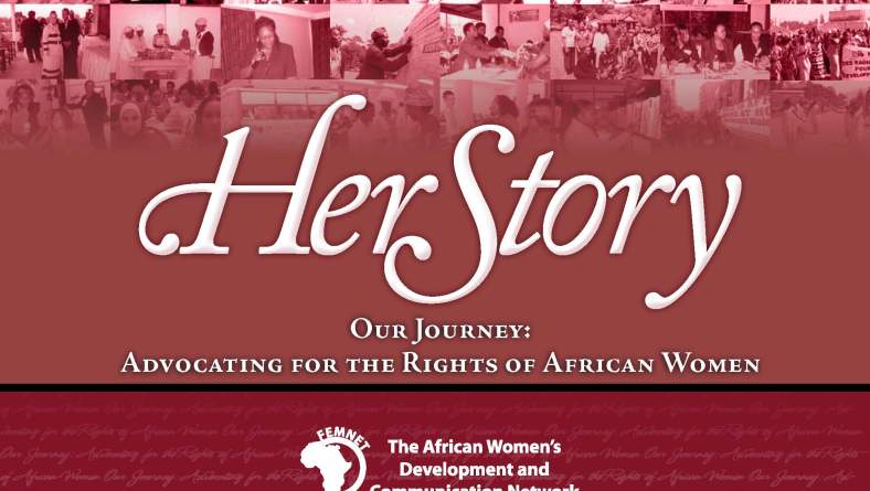 FEMNET's Herstory Journey – Translating the Dream into Reality
