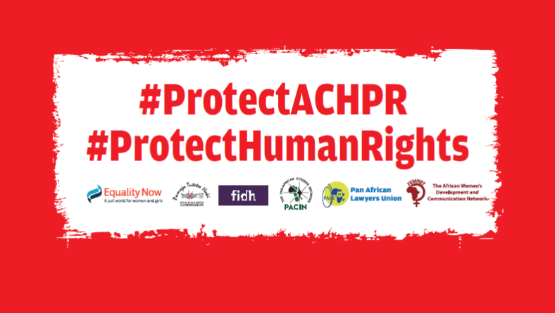 Civil Society Joint Declaration on Responding to the Attacks on the Independence of the African Commission on Human and Peoples' Rights (ACHPR) in Banjul, the Gambia