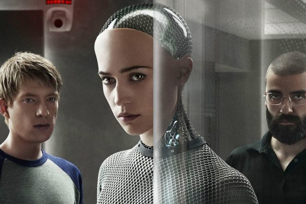 'Ex Machina': Do Fembots Dream of Electric Sheep