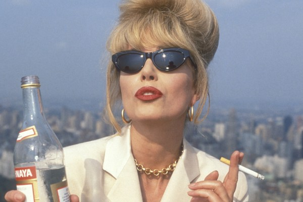 Time of the Month: PATSY (AB FAB)