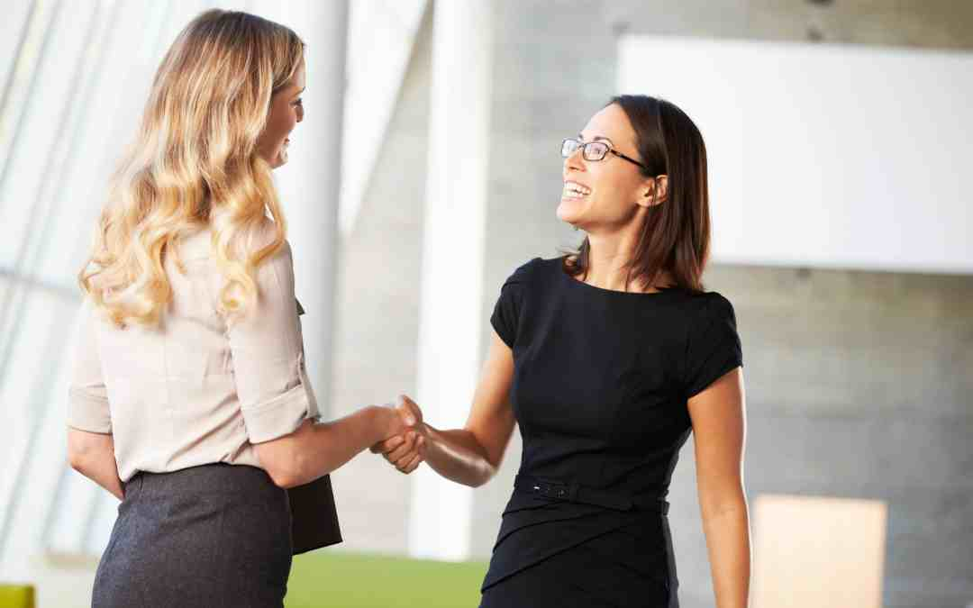 The Value of Networking for Women in Start-Ups and Small Business