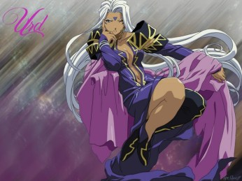 Urd from Ah! My Goddess