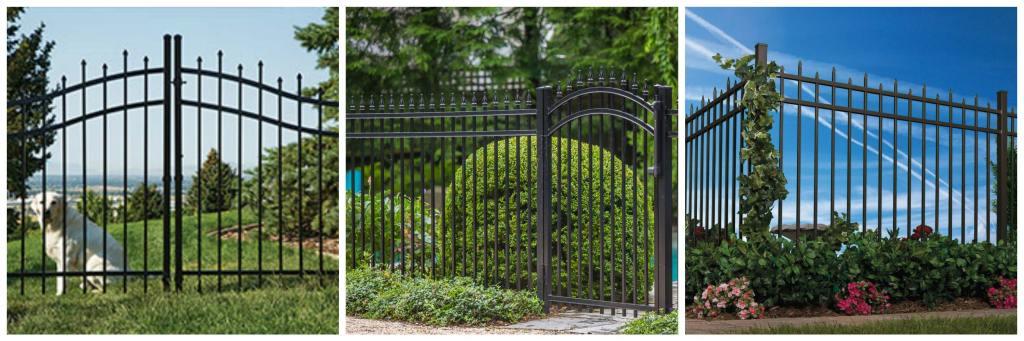 aluminum-fence-slide