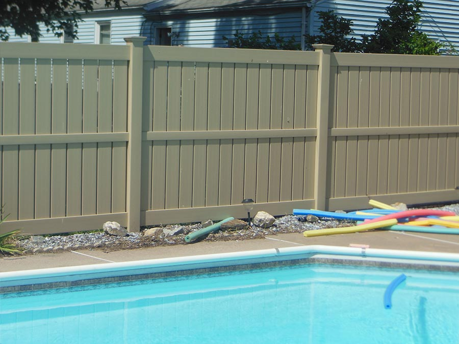Swimming pool fence fence one llc - Swimming pool fencing options consider ...